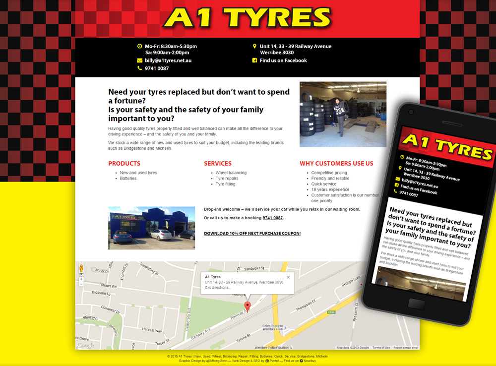 A1 Tyres