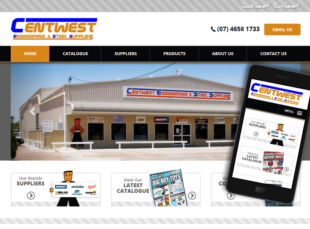 Centwest Engineering & Steel Supplies