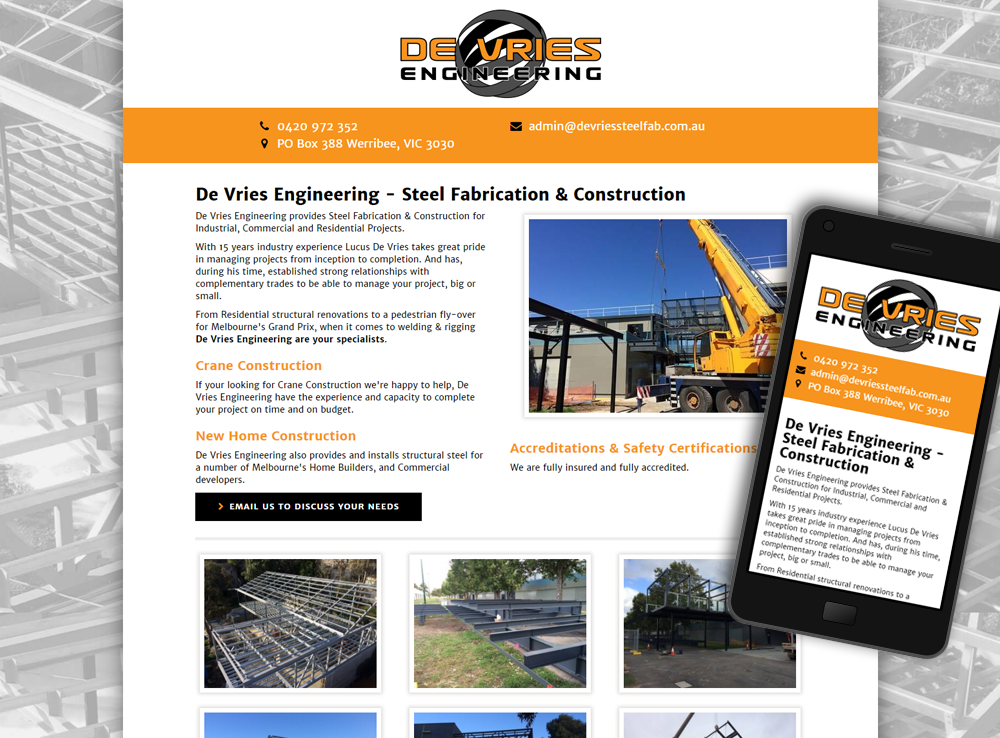 De Vries Engineering