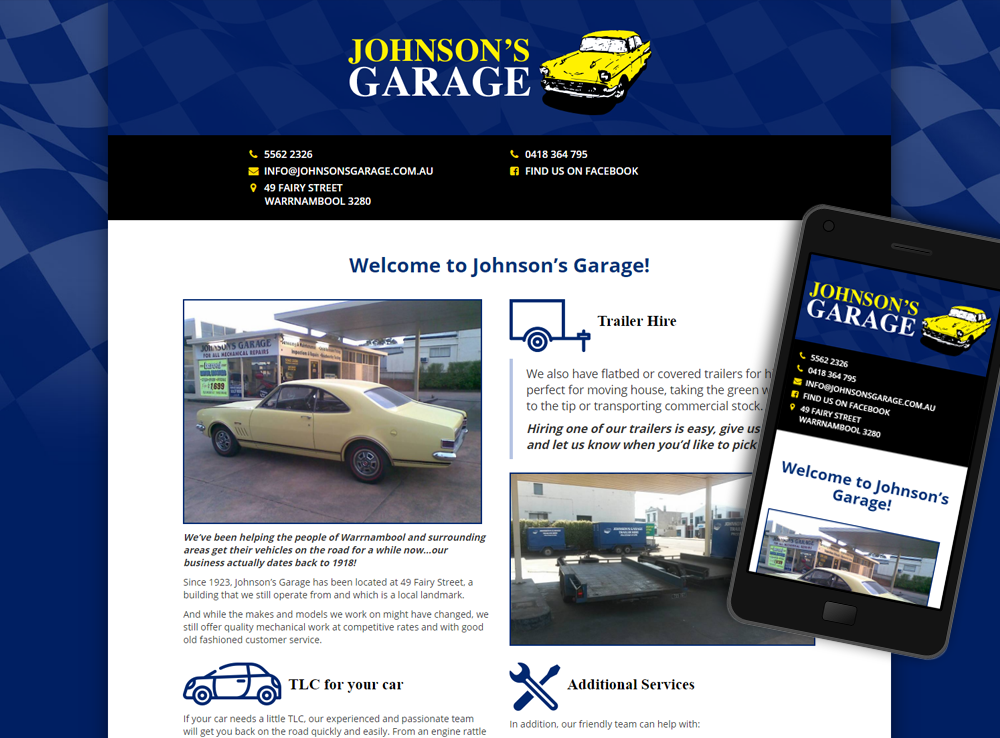 Johnson's Garage