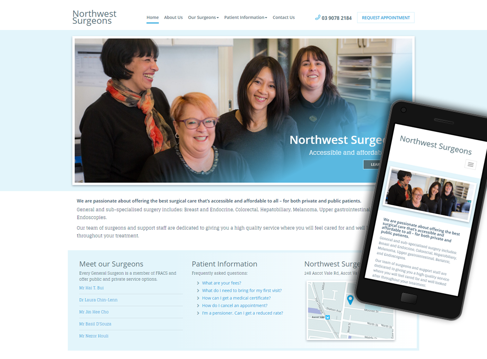 Northwest Surgeons