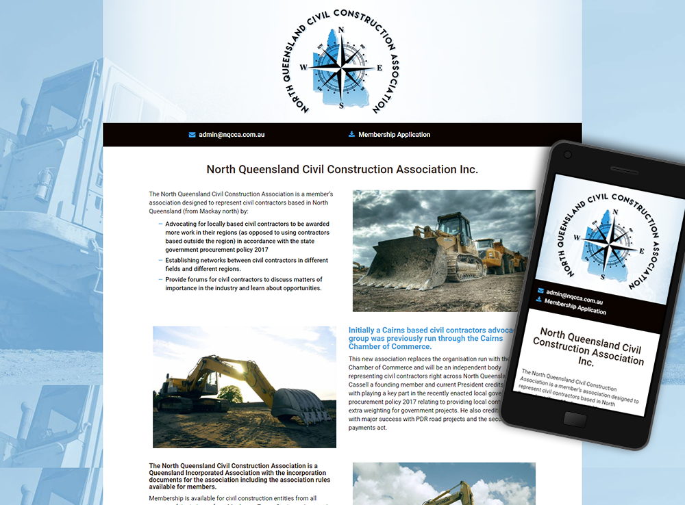 North Queensland Civil Construction Association
