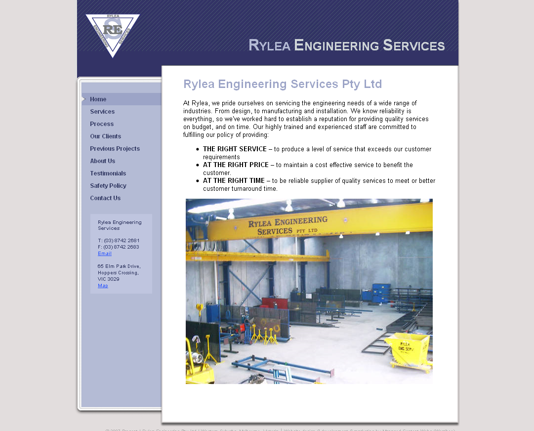 Rylea Engineering Services