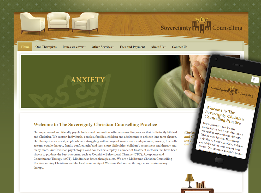Sovereignty Christian Counselling