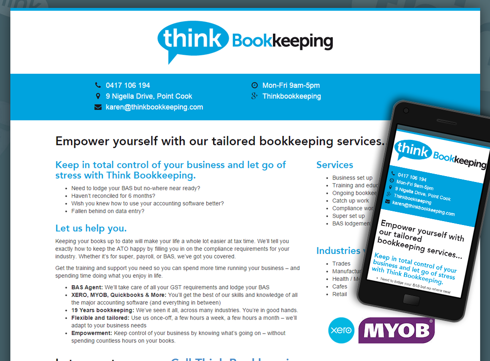 Think Bookkeeping