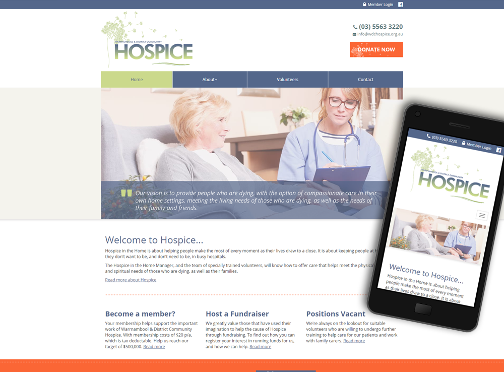 Warrnambool & District Community Hospice
