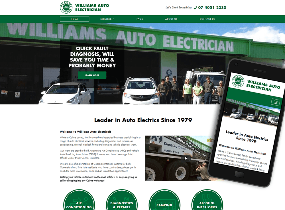Williams Auto Electricians