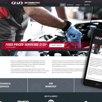 L&J Automotive Technicians
