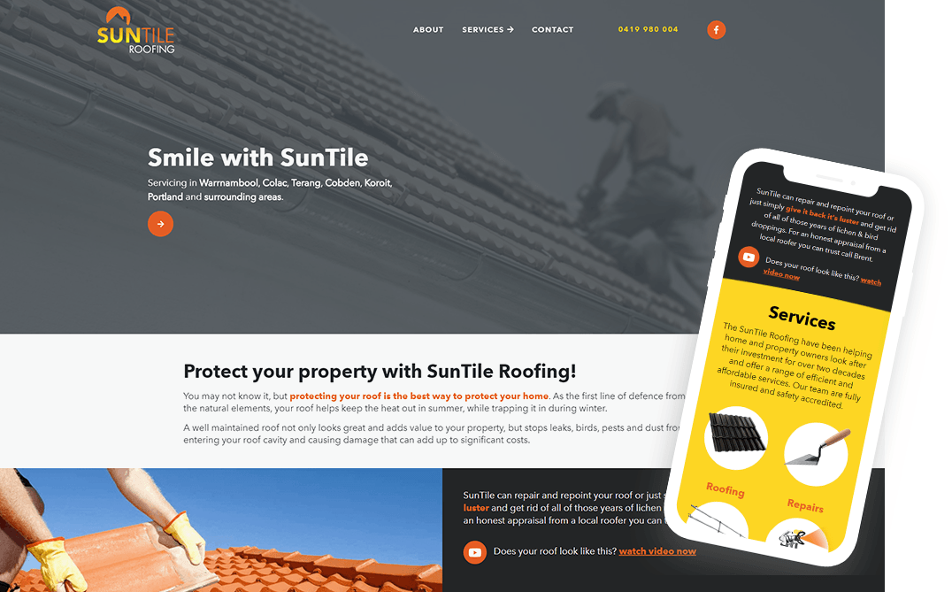 SunTile Roofing