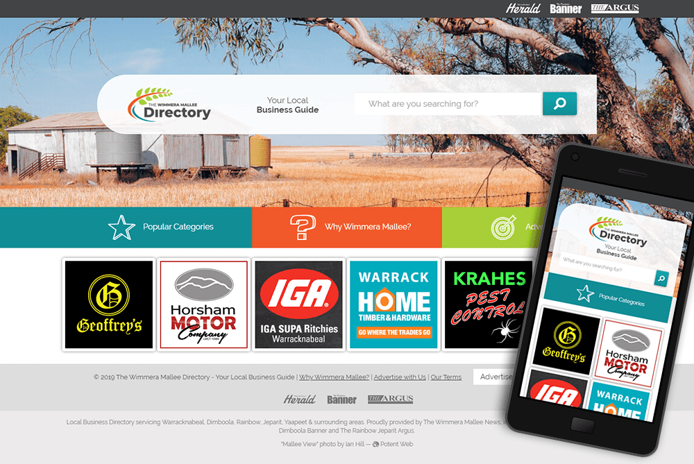 The Wimmera Mallee Directory
